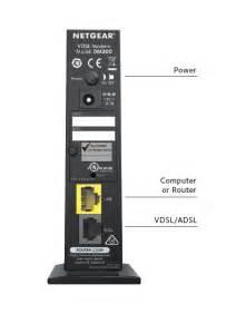 dm200 dsl modems routers networking home netgear