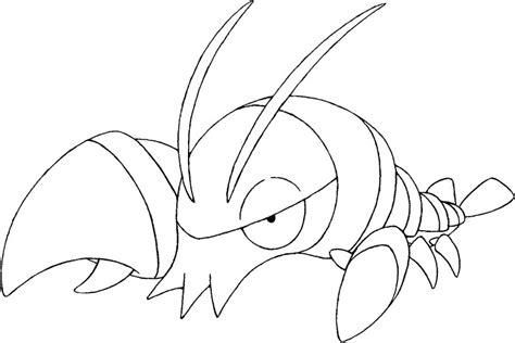 pokemon xyz coloring pages coloriages pokemon flingouste dessins pokemon