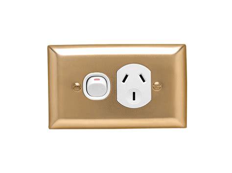 Ba15a by Clipsal Bbsl25a Switch Socket Outlet 250v 10a