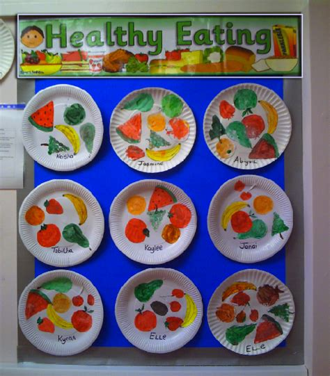 Healthy Classroom Display Photo Sparklebox