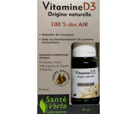 Vit E Vitamin E 15 Ml compl 233 ment alimentaire vitamine d3 sant 233 verte 15 ml