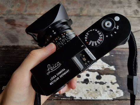best leica m review leica m d for photography