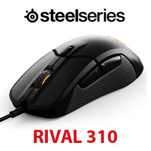 Rival 310 Black black steelseries rival 100 optical gaming mouse sculpted side grips ergonomic for all