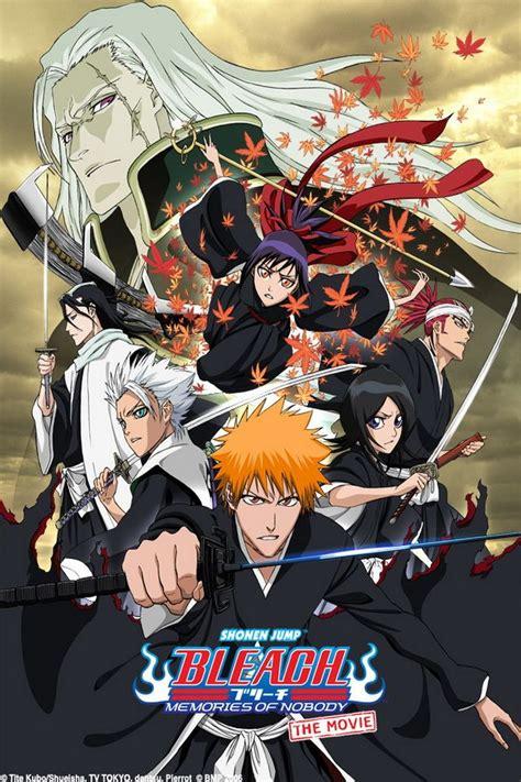 bleach movie 1 memories of nobody anime ger dub anime