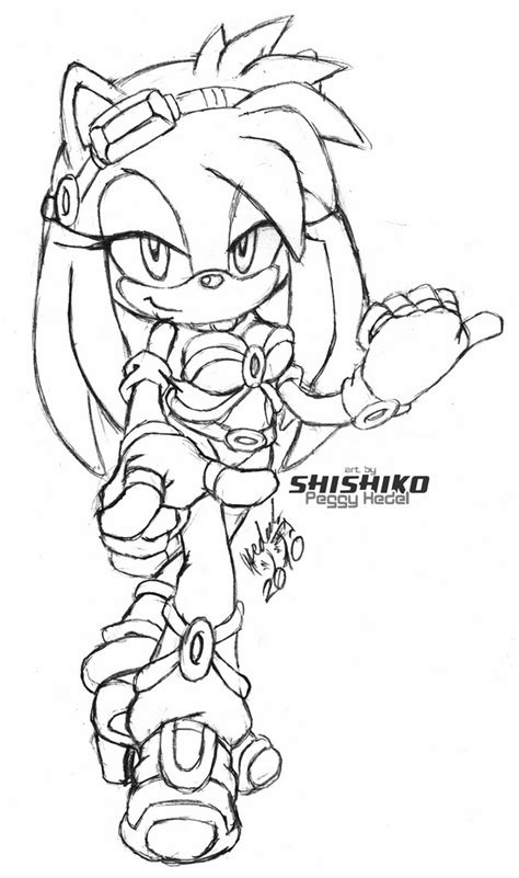 11 images of darkspine sonic coloring pages sonic