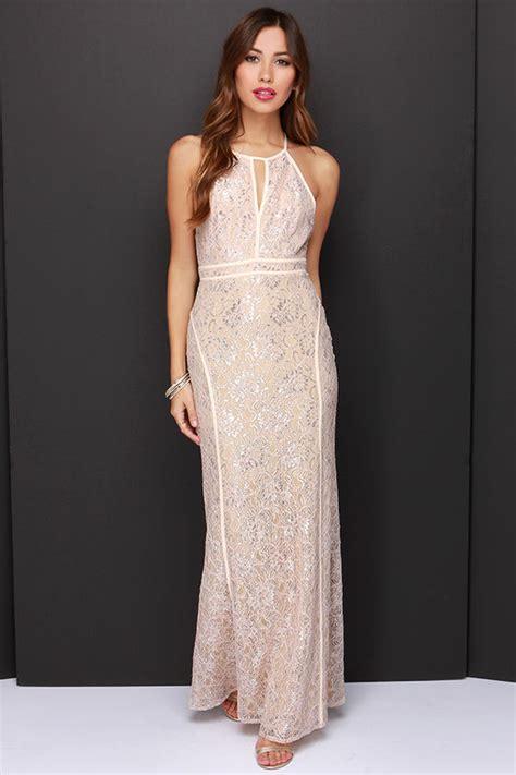8 Pretty Blush Coloured Clothes by Pretty Blush Dress Maxi Dress Lace Dress Silver