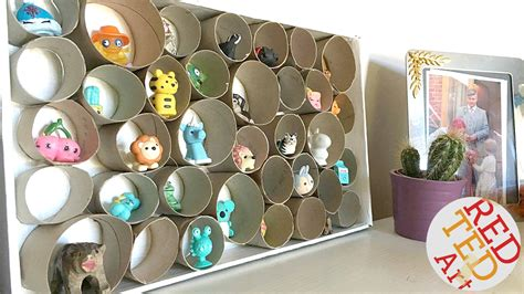 diy paper sleigh kids toilet paper roll diy trinket display ted s
