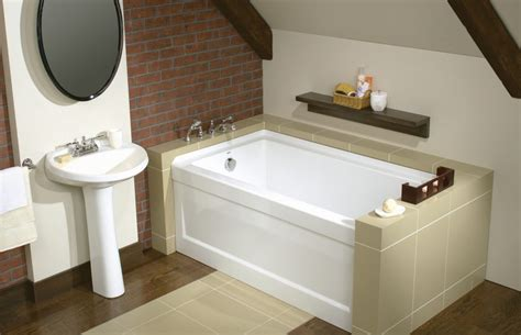 alcove bathtub installation 4 types of bathtubs to consider for your home ideas 4 homes