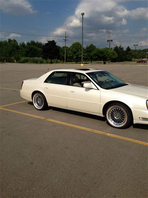 auto air conditioning service 2002 cadillac deville electronic valve timing purchase used 2002 cadillac deville dts in westland michigan united states for us 7 200 00