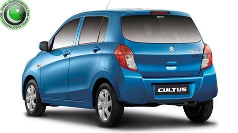 Suzuki Cultus New Model Suzuki Cultus 2017 Review Pictures Price In Pakistan