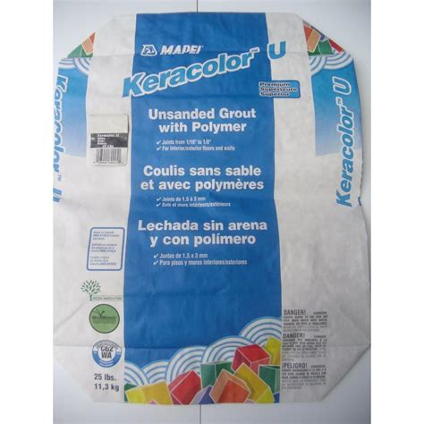 mapei keracolor 25 lb white unsanded grout 80025 the home depot