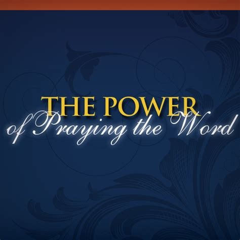 The Power Of Praying the power of praying the word digital jerry dirmann