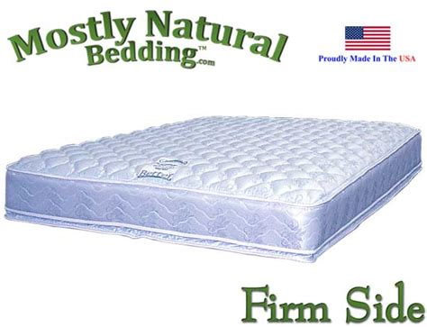 Are Firm Mattresses Better For You by Mattress Only Mostly Better