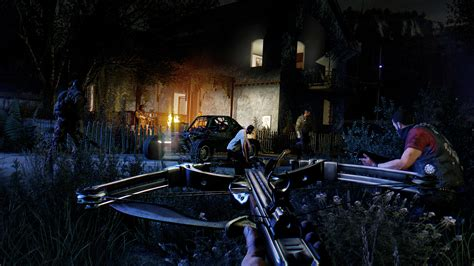 review dying light the following gamer