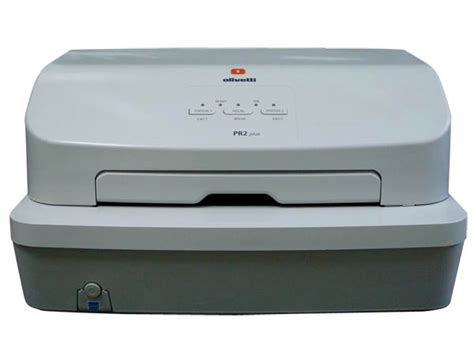 Pita Oliverti Pr 20 olivetti pr2 plus passbook printer olivetti printer supplier