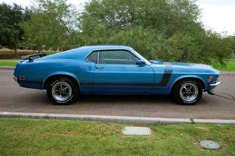 1970 ford mustang 2 door fastback 113078