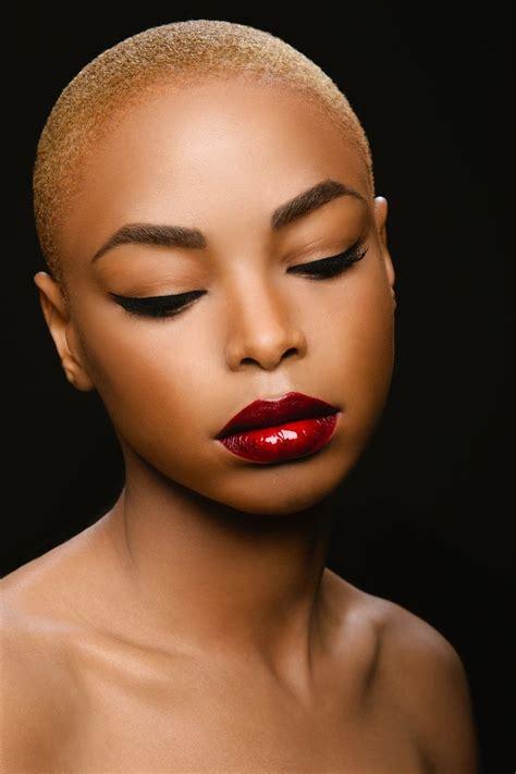 beautiful black women bald haircuts 17 best ideas about bald women on pinterest head scarf