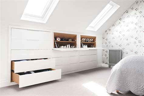 Bedroom Storage Ideas Homes