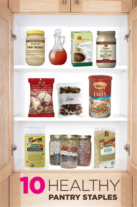 Healthful Pantry by Healthy Kitchen Essentials 10 Pantry Staples Ladylux