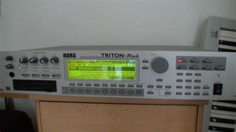 korg triton rack image 422100 audiofanzine