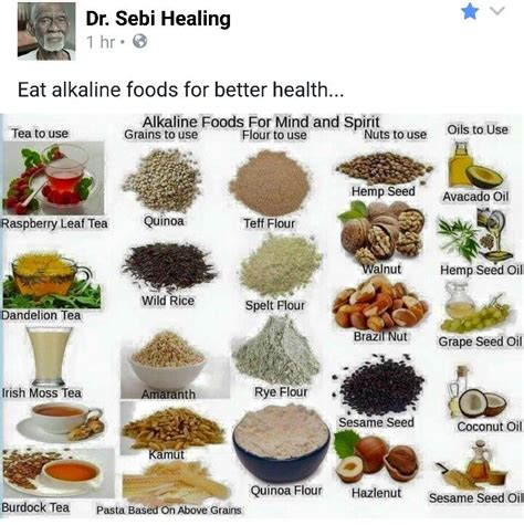 Alkaline Detox Hervs To Cleanse Cells by 10 Images About Dr Sebi On Health