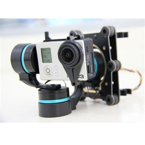 Gopro 3 Bandung feiyu tech fy g3 ultra 3 axis gimbal brushless aircraft aerial photography for gopro 3 3