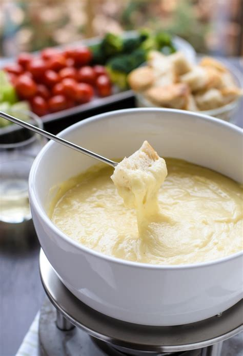 cheese fondue best fondue recipes new year s eve fondue recipes delish com