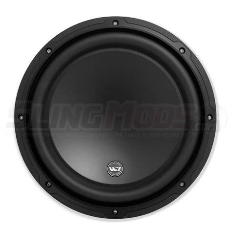 Speaker Subwoofer Jl jl audio 10w3v3 4 10 quot subwoofer