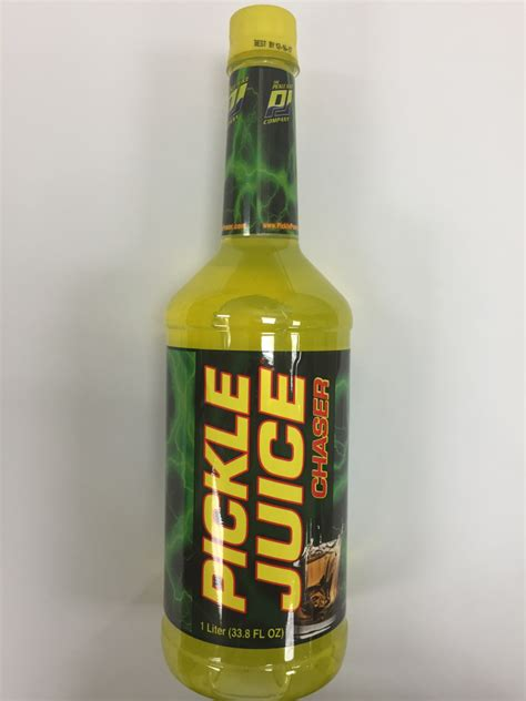 Does Pickle Juice Detox Your by Mixers Drinkhacker