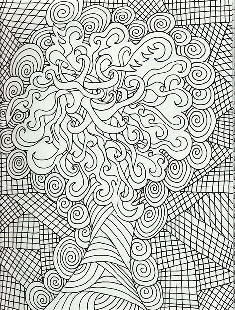coloring pages done by adults adult coloring pages dr odd