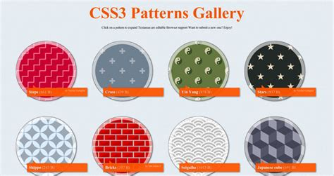 css3 pattern in web css3 background css3 pattern design prefix web design