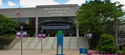 meadowlands exposition center united states showsbeecom