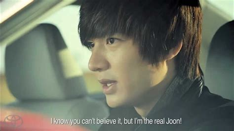 lee min ho new film 2012 lee min ho 2012 toyota camry the one and only ep2
