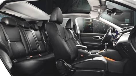 nissan 2014 interior nissan qashqai 2014 dimensions boot space and interior