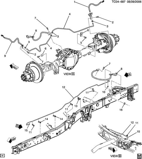 brake line diagram f150 brake line pictures to pin on pinsdaddy