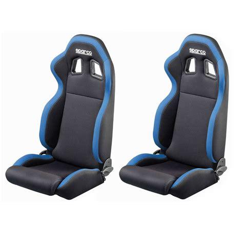 Digitec Dg 3029t Black Blue Original 2 x sparco r100 reclining racing car sport seats pair black blue trim ebay