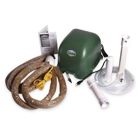 Aero Plumbing by Aero Pro Grade Septic System Saver S3 102 The Home Depot