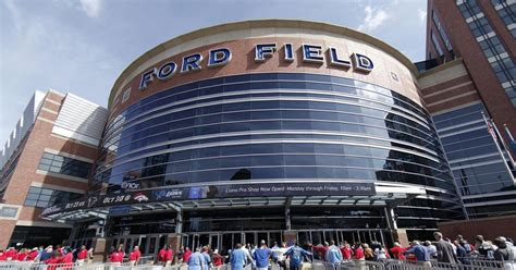 ford field ticket office rescheduled jets bills sells out in detroit ny