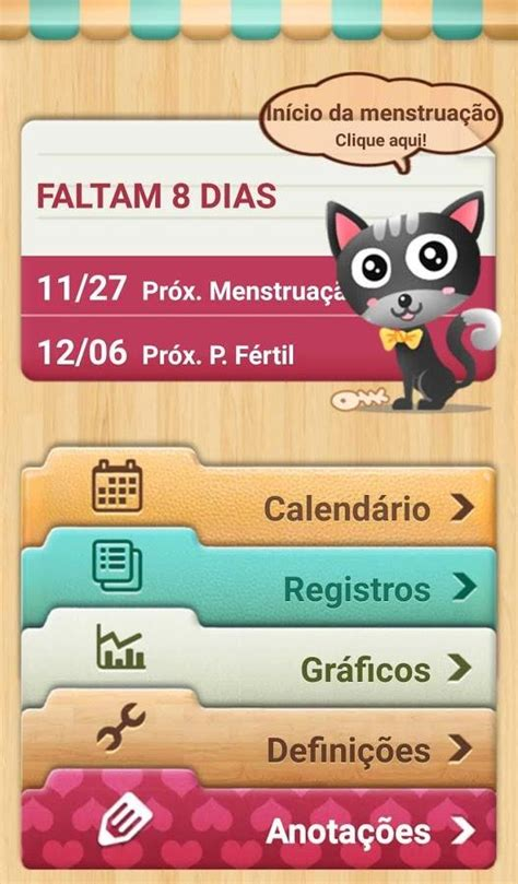 Calendario Periodo Calend 225 Do Per 237 Odo Apps Para Android No Play