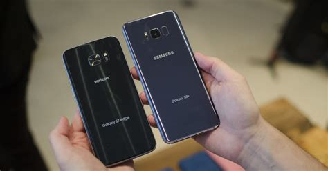 Harga Samsung S8 Edge samsung galaxy s8 plus vs samsung galaxy s7 edge spec