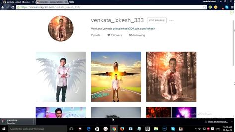 How To Search On Instagram On Pc How To Post A Photo On Instagram On Computer