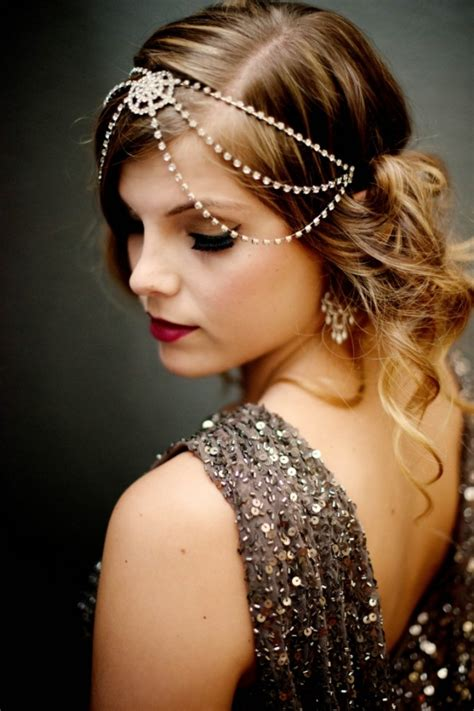 gatsby updos for long hair retro wedding hairstyles for long hair 1 hair
