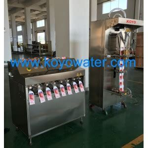Koyo Counterpain Biasa 2 Sachet shop koyo water sachet produce line water sachet filling machine koyo water machine