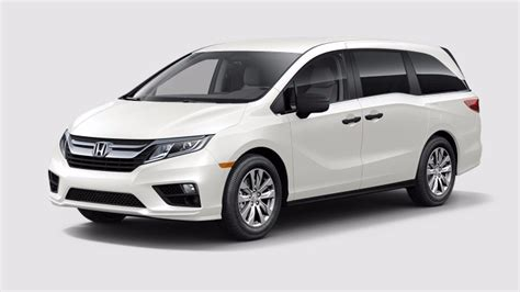 honda odyssey colors view the 2018 honda odyssey exterior color options