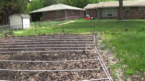 homemade drip irrigation diy youtube