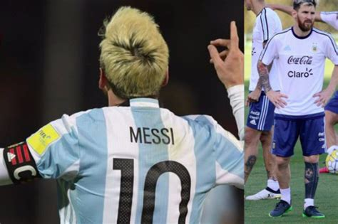 messi tattoo russin messi astonishes again but his new tattoo could damage