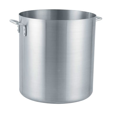 10 Quart Aluminum Fryer Pot - vollrath 7302 arkadia 10 qt aluminum stock pot