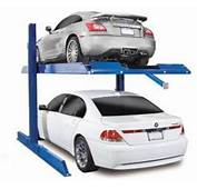 Double Stack Parking System/ Hydraulic