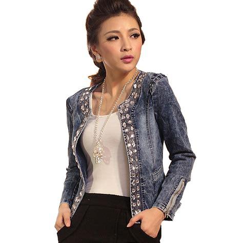 aliexpress jackets aliexpress com buy 2016 new slim denim jackets outerwear