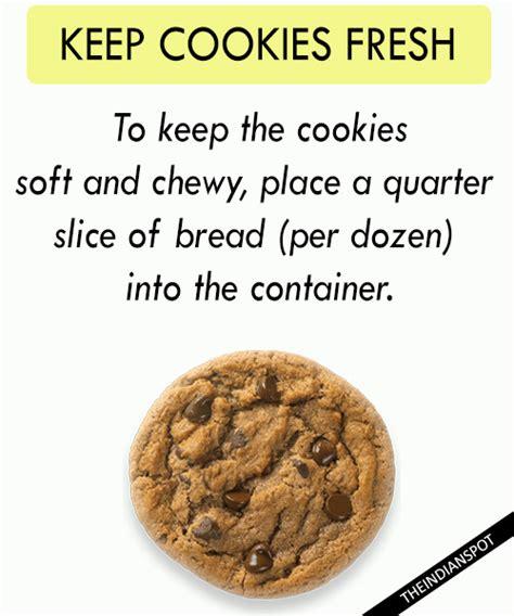 fresh cookies top food hacks theindianspot